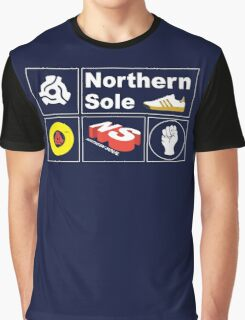Another Northern Sole Graphic T-Shirt
