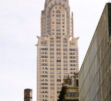 Chrysler Building Sticker