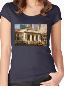 Not Your Average Library Women's Fitted Scoop T-Shirt