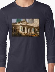 Not Your Average Library Long Sleeve T-Shirt