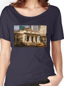 Not Your Average Library Women's Relaxed Fit T-Shirt