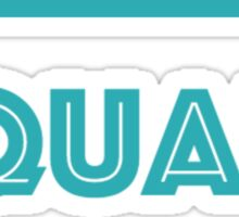 SURF SQUAD AQ- ATMAS Sticker