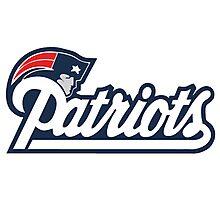 New England Patriots Photographic Print