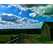 Farm Life Photographic Print