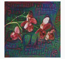 Phalaenopsis A #DeepDream Kids Tee