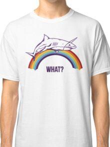 Rainbow Shark Classic T-Shirt