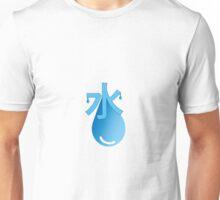 Japanese Kanji - Water - Mizu Unisex T-Shirt