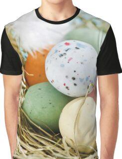 Warm Nest Graphic T-Shirt