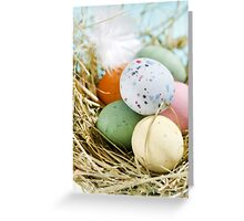 Warm Nest Greeting Card