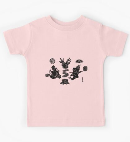 Love Letter teal Kids Clothes