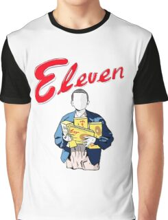 Eleven's Waffles Graphic T-Shirt
