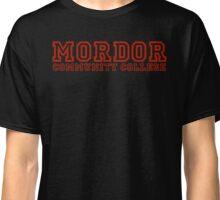 MORDOR COMMUNITY COLLEGE Classic T-Shirt