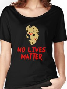 Friday 13th tshirt Women's Relaxed Fit T-Shirt