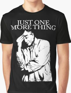 Just one more thing. Graphic T-Shirt