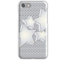 background stars iPhone Case/Skin