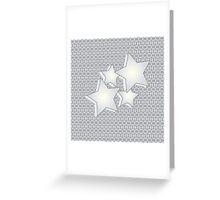 background stars Greeting Card