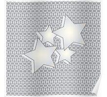 background stars Poster