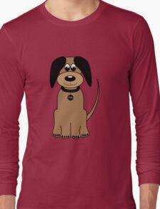 I LOVE MY DOGS_2 Long Sleeve T-Shirt