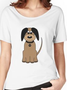 I LOVE MY DOGS_2 Women's Relaxed Fit T-Shirt