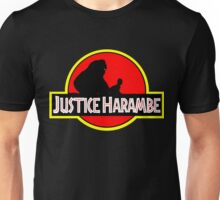 Justice Harambe Unisex T-Shirt