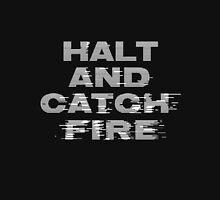 Halt and Catch Fire Tv Series Women's Fitted Scoop T-Shirt