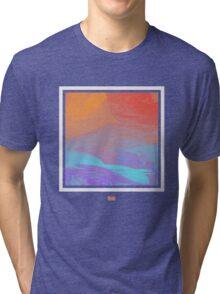 Pixel Vibrance Tri-blend T-Shirt