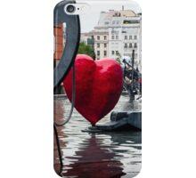 Heart in Paris iPhone Case/Skin