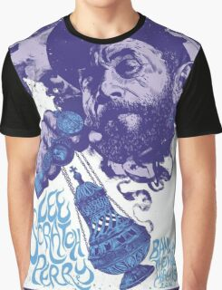 Lee Scratch Perry : Band On The Wall Graphic T-Shirt