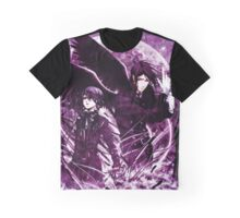 back to back reprose in purple  Graphic T-Shirt