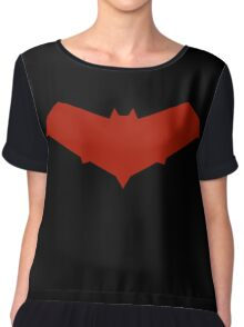 Under the Red Hood Chiffon Top