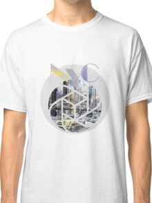 TRENDY DESIGN New York City | Geometric Mix No 4 Classic T-Shirt