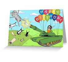 Happy Birthday - EZB Greeting Card