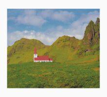 Icelandic church Baby Tee