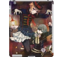 the puppeteer strings of ciel iPad Case/Skin