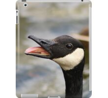 Angry Goose iPad Case/Skin