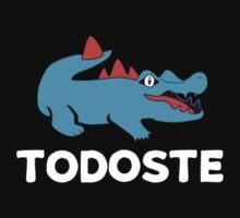 Todoste dark by JhallComics