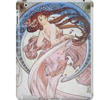 Alphonse Mucha - La Dansedance iPad Case/Skin