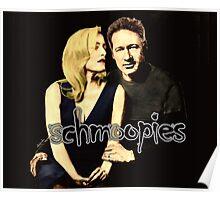 Gillian and David aka Schmoopies Poster