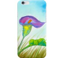 Flower V iPhone Case/Skin