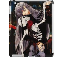 dancing with the undertaker iPad Case/Skin