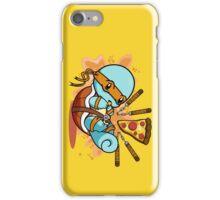 Water Ninja Turtle Michelangelo iPhone Case/Skin