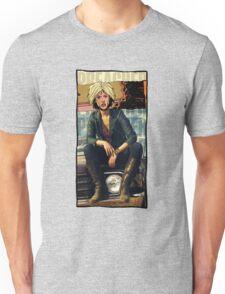 Tulip O'Hare ~ Panel to Screen ~ Preacher Unisex T-Shirt