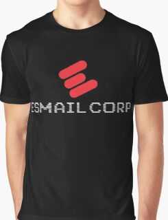 E Corp / Esmail Corp Graphic T-Shirt