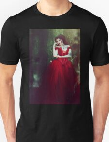 Crimson Queen III Unisex T-Shirt