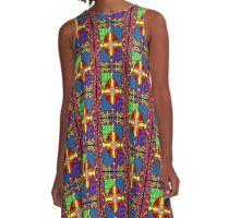 <*Spirit*Heart*> A-Line Dress
