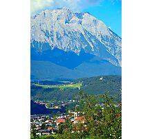 Silz, Land Tirol, Austria Photographic Print