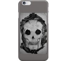 life in death #3 iPhone Case/Skin