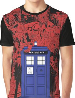 They Have The Phone Box... Graphic T-Shirt