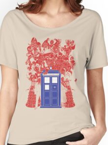 They Have The Phone Box... Women's Relaxed Fit T-Shirt