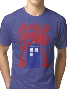 They Have The Phone Box... Tri-blend T-Shirt